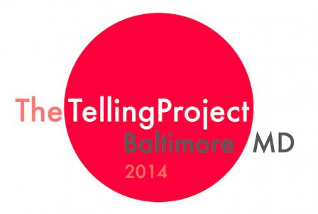 REV Telling Baltimore logo