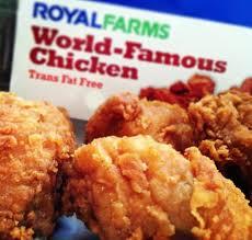 Royal Farms Chicken