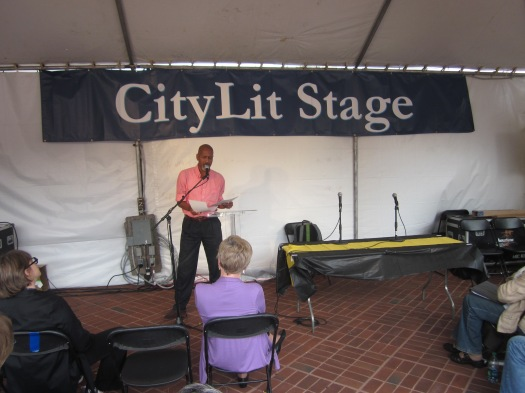 Reading @ City Lit Stage