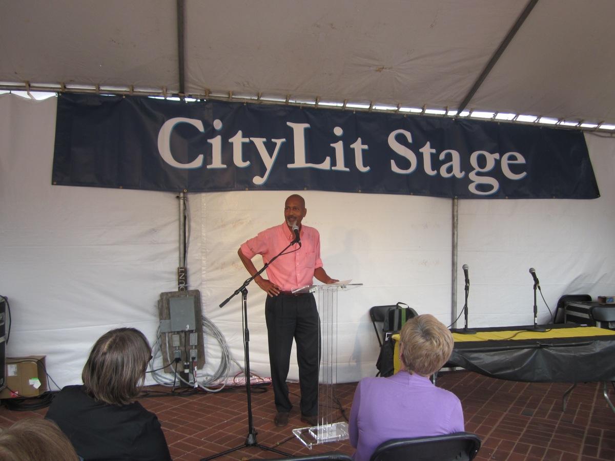 Reading @ CityLit #2